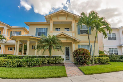 Palm City Single Family Home For Sale: 1550 SW Prosperity Way