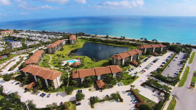 Jupiter Condo For Sale: 201 S Seas Drive #503