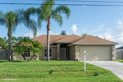 Torino Single Family Home For Sale: 5320 NW Arrowhead Terrace