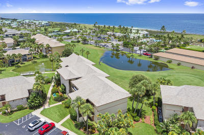 Fort Pierce Condo For Sale: 2400 S Ocean Drive #1121