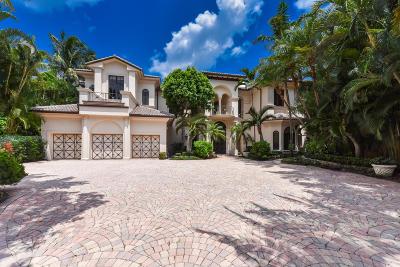 Boca Raton Single Family Home For Sale: 319 Mizner Lake Estates Drive