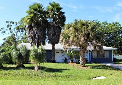 Single Family Home For Sale: 7903 Citrus Park Boulevard