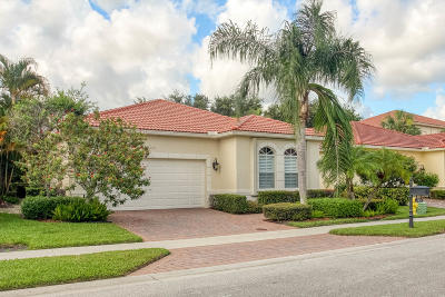 Palm Beach Gardens Single Family Home For Sale: 183 Via Condado Way