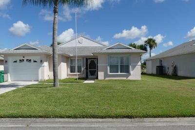 Single Family Home For Sale: 418 European Lane