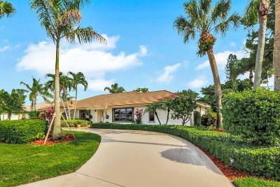 Stuart Single Family Home For Sale: 3743 SE Fairway E
