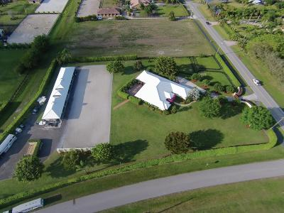 Wellington Single Family Home For Sale: 14447 Wellington Trace