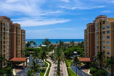 Highland Beach Condo For Sale: 3606 S Ocean Boulevard #1001