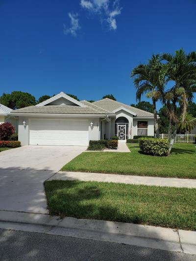 Hobe Sound Single Family Home For Sale: 7461 SE Autumn Lane