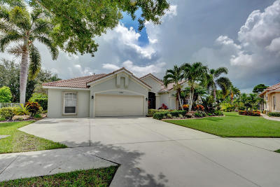 St Lucie County Single Family Home For Sale: 560 SW Romora Bay