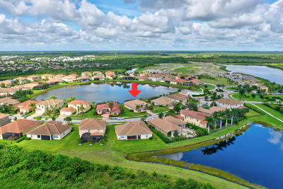 St Lucie County Single Family Home For Sale: 11906 SW Aventino Drive