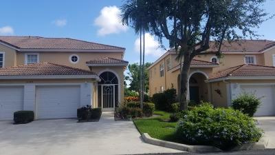Boynton Beach Single Family Home For Sale: 12504 Crystal Pointe Drive #202