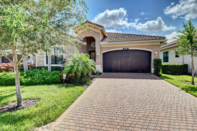 Delray Beach Single Family Home For Sale: 14572 White Jade Terrace