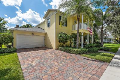 Jupiter Single Family Home For Sale: 330 Caravelle Drive