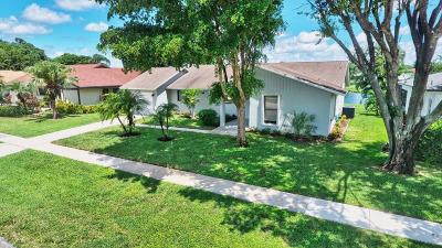Delray Beach Single Family Home For Sale: 6299 Timberlakes Way