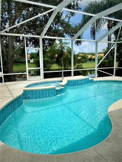 West Palm Beach Single Family Home For Sale: 2854 Irma Lake Drive