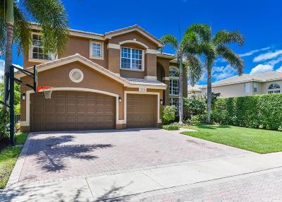 Boca Raton Single Family Home For Sale: 19614 Estuary Drive E