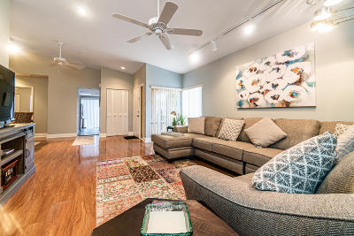 Delray Beach Single Family Home For Sale: 13600 Coconut Palm Court #A