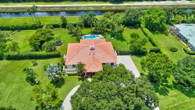 Delray Beach Single Family Home For Sale: 10850 Avenida Del Rio