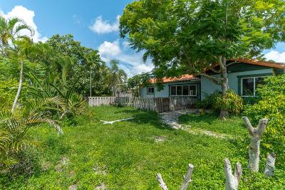 Delray Beach Single Family Home Contingent: 7 NE 9th Street