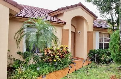 Sunrise Single Family Home For Sale: 1211 NW 125th Terrace