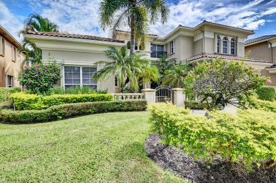 Delray Beach Single Family Home For Sale: 7935 Talavera Place
