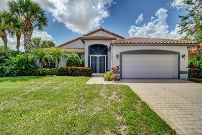 Boynton Beach Single Family Home For Sale: 9065 Bari Lane