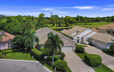 West Palm Beach Single Family Home For Sale: 8284 Bob O Link Drive