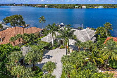 Tequesta Single Family Home For Sale: 247 River Drive