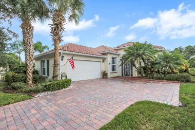 Hobe Sound Single Family Home For Sale: 8925 SE Retreat Drive