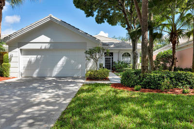 Palm Beach Gardens Single Family Home For Sale: 8566 Beaconhill Road