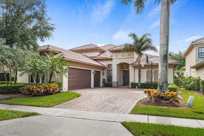 Delray Beach Single Family Home For Sale: 16194 Rosecroft Terrace