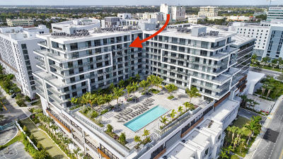 Miami-Dade County Condo For Sale: 2960 NE 207th Street #1015
