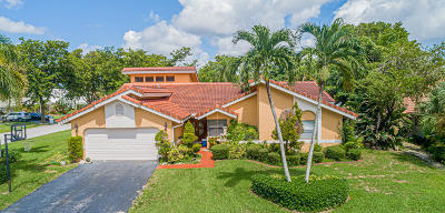 Coral Springs Single Family Home For Sale: 5000 NW 87th Terrace