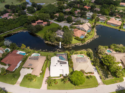 Palm Beach Gardens Single Family Home For Sale: 31 Glencairn Road