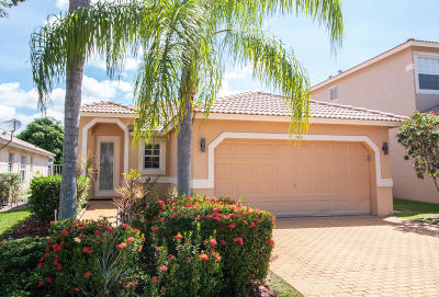 Royal Palm Beach Single Family Home For Sale: 142 Prestige Drive