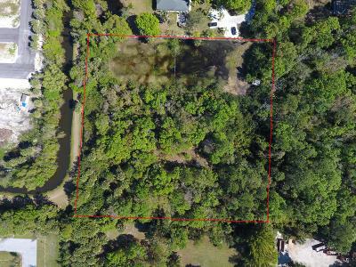 Jupiter Residential Lots & Land For Sale: 10227 176th Lane