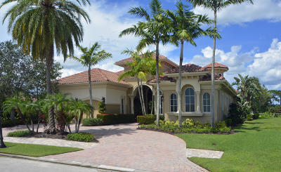 St Lucie County Single Family Home For Sale: 128 SE Rio Angelica