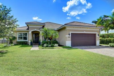 Wellington Single Family Home For Sale: 492 Rachel Lane #Lot 69
