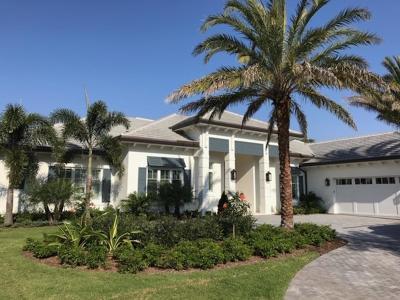 Single Family Home For Sale: 102 SE Via Lago Garda