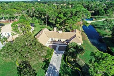 St Lucie County Single Family Home For Sale: 7300 Reserve Creek Drive