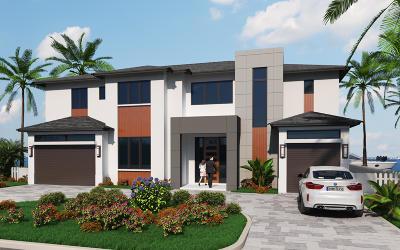 Boca Raton Single Family Home For Sale: 3049 NE 7 Drive