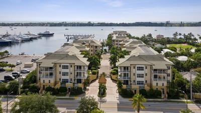West Palm Beach Condo For Sale: 3960 Flagler Drive #303