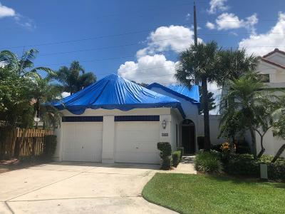 Boca Raton Single Family Home Contingent: 21688 Wapford Way
