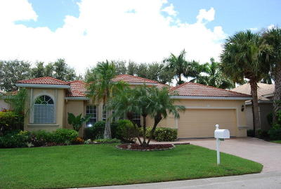 Delray Beach Single Family Home For Sale: 7332 Viale Michelangelo