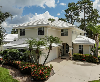 St Lucie County Single Family Home For Sale: 435 SW Fairway Landing(S)