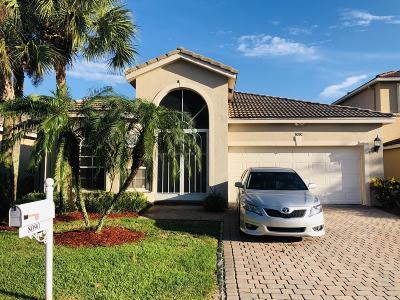 Lake Worth Single Family Home For Sale: 8090 Via Bolzano
