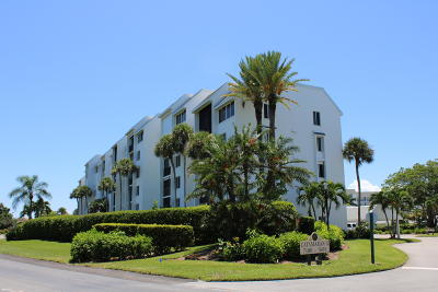 Fort Pierce Condo For Sale: 2400 S Ocean Drive #7134