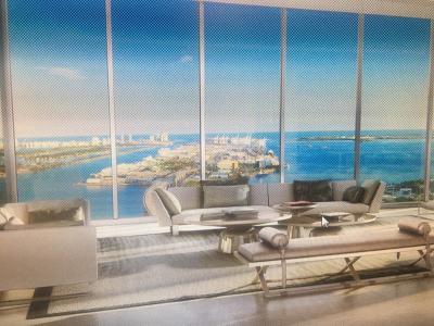 Miami-Dade County Condo For Sale: 851 NE 1st Avenue #1600