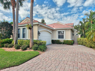 Lake Worth Single Family Home For Sale: 4558 Hazleton Lane