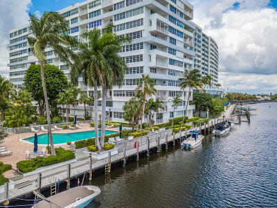 Fort Lauderdale Condo For Sale: 1160 Federal Highway #520